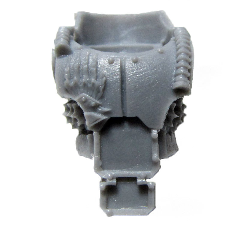 Warhammer 40K Space Marine Forgeworld Iron Hands MKIII Torso B Upgrade