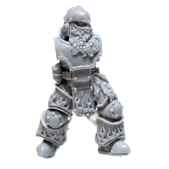 Warhammer 40K Forgeworld Space Marines Salamanders Pyroclasts Torso Legs Head C