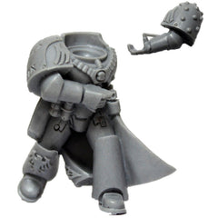 Warhammer 40k Forgeworld Space Marine Raven Guard Mor Deythan Torso Legs Arms C