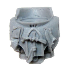 Warhammer 40k Forgeworld Chaos Space Marines Night Lords Terror Squad Torso C