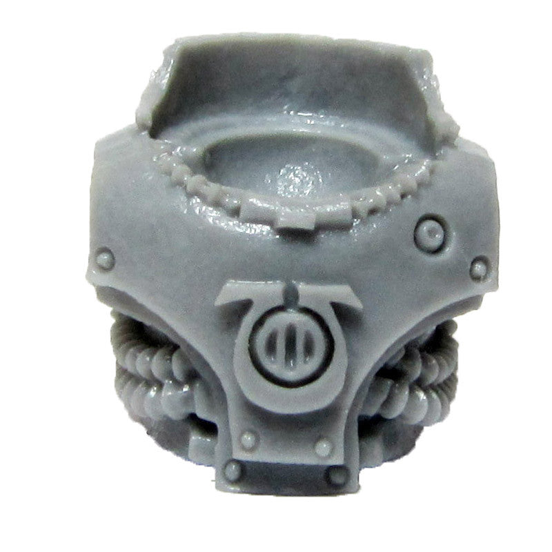 Warhammer 40K Space Marines Forgeworld Ultramarines Praetorian Torso C