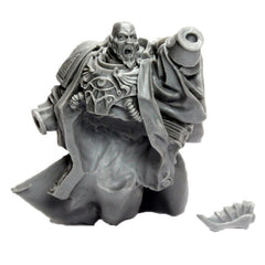 Warhammer 40K Forgeworld Thousand Sons Magistus Amon Torso Head Cape