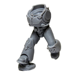 Warhammer 40k Forgeworld Space Marine Raven Guard Dark Fury Torso Legs D