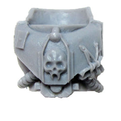 Warhammer 40k Forgeworld Chaos Space Marines Night Lords Terror Squad Torso D