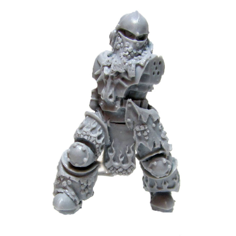 Warhammer 40K Forgeworld Space Marines Salamanders Pyroclasts Torso Legs Head E