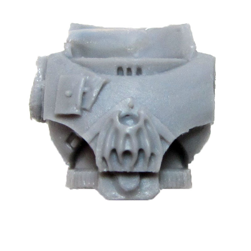 Warhammer 40k Forgeworld Chaos Space Marines Night Lords Terror Squad Torso E