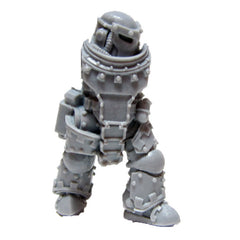 Warhammer 40K Space Marine Forgeworld Iron Hands Medusan Immortals Torso E