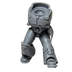 Warhammer 40k Forgeworld Space Marine Raven Guard Dark Fury Torso Legs E