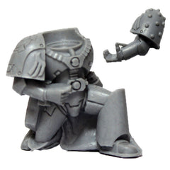 Warhammer 40k Forgeworld Space Marine Raven Guard Mor Deythan Torso Legs Arms E
