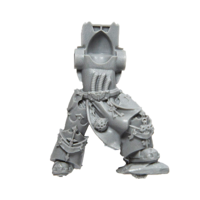 Warhammer 40K Forgeworld Space Marines Dark Angels Praetor Terminator Torso Legs