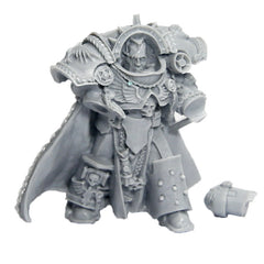 Warhammer 40K Blood Ravens Chapter Master Gabriel Angelos Torso Legs Head Arms