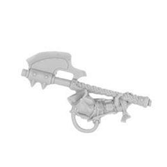 Necromunda Goliath Weapons Set 2 Two Handed Axe