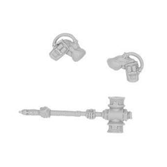 Necromunda Goliath Weapons Set 2 Two Handed Hammer
