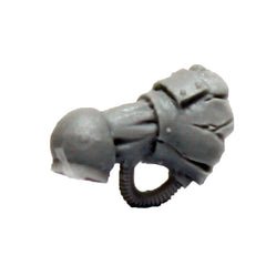 Warhammer 40K Forgeworld Word Bearers Gal Vorbak Back Pack Vent E