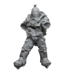 Forgeworld Solar Auxilia Tactical Command Veteran Auxiliary Grenade Launcher Torso Legs Head