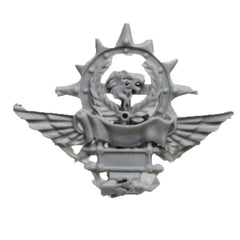 Forgeworld Solar Auxilia Tactical Command Vexilarius Banner Top