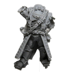 Forgeworld Solar Auxilia Tactical Command Vexilarius Torso Legs