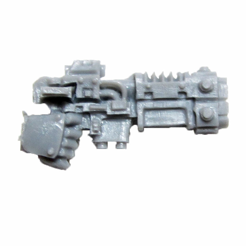 Warhammer 40K Space Marine Forgeworld Iron Hands Iron Father Volkite Charger