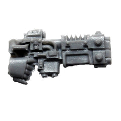 Warhammer 40K Space Marines Forgeworld Volkite Charger with Hand