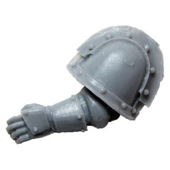 Warhammer 40K Forgeworld World Eater Kharn The Bloody Wounded Arm L Bits