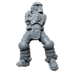 Warhammer 40K Forgeworld World Eater Kharn The Bloody Wounded Torso Bits