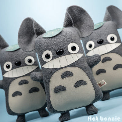 "Art Show: ""Totoro Mashup 2"" at Giant Robot"