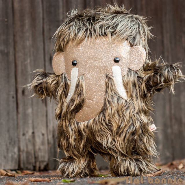 Flat-Bonnie-Woolly-Mammoth-Handmade-Plush-The-World-is-Watching-IG