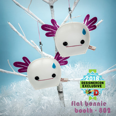 Axolotl Ornament - DesignerCon 2018 - Exclusive - Bag Charm