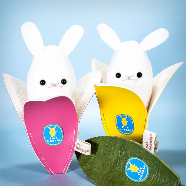 Bunana Plush - Bunny x Banana Stuffed Animal