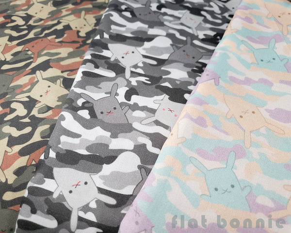 Flat Bonnie Bandana - Cloth Face Covering - orders open 06/18/20 -