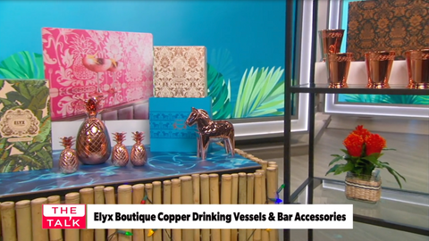 Elyx Boutique on CBS The Talk S9 E190