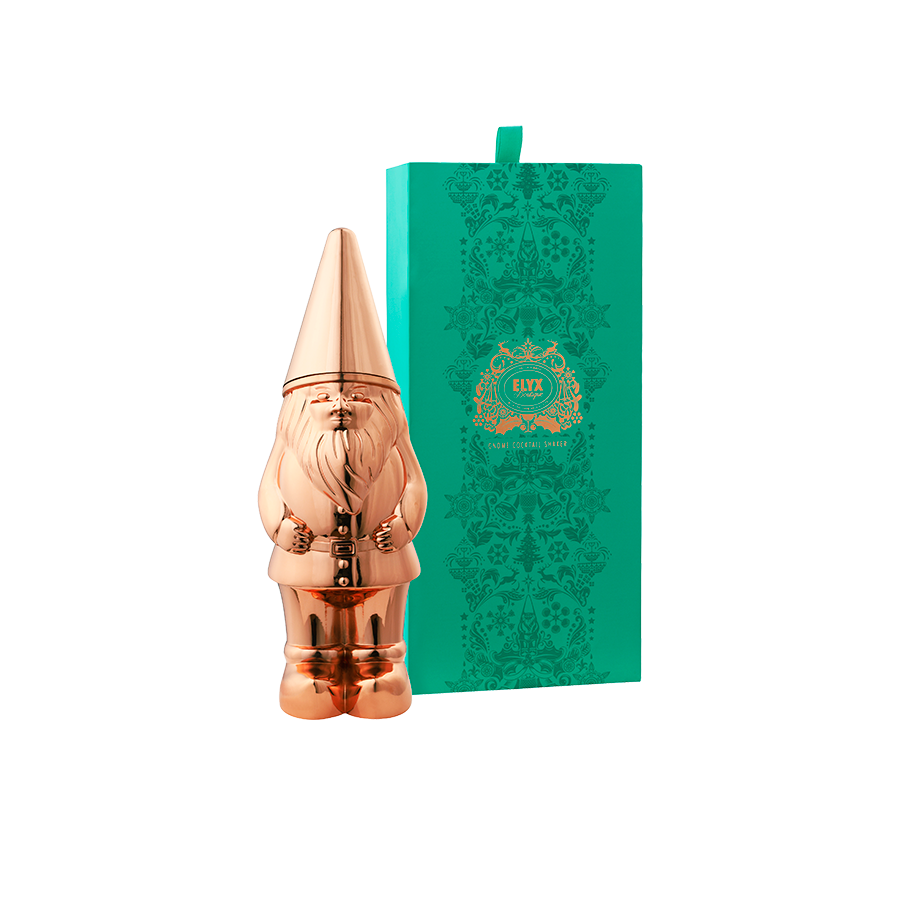 Copper Gnome Shaker Gift Box