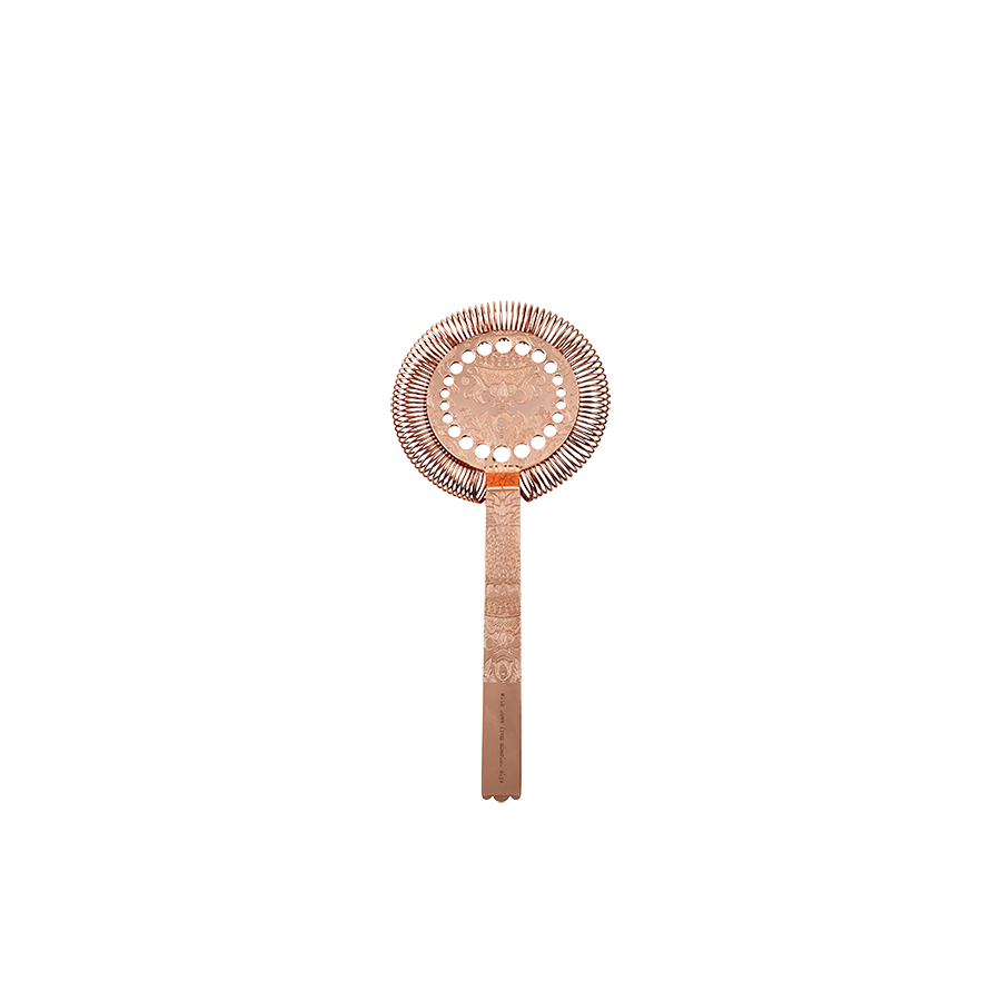 Copper Hawthorn Strainer Gift Box