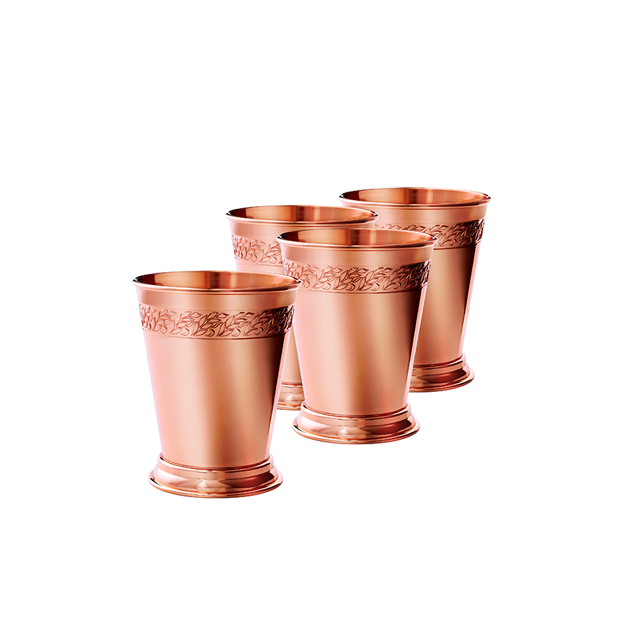 Copper Julep Cup Gift Set