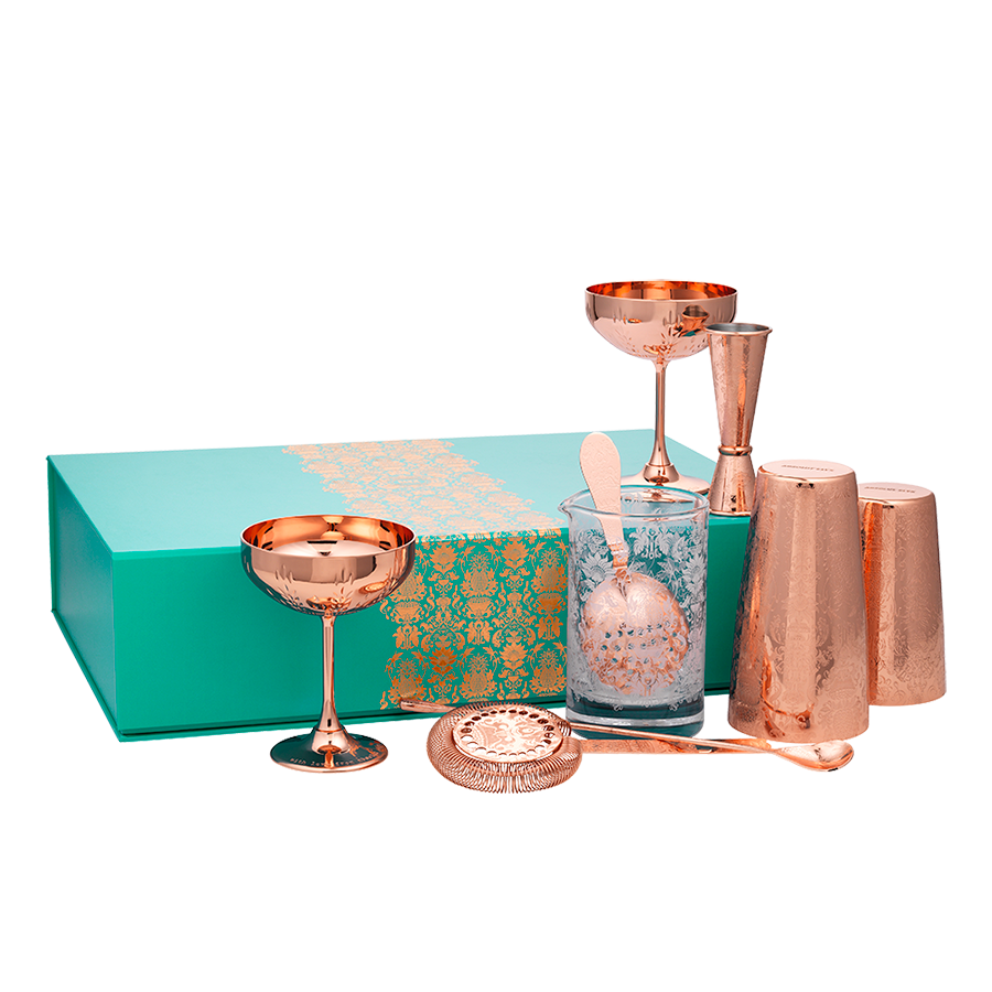 Deluxe Martini Gift Set