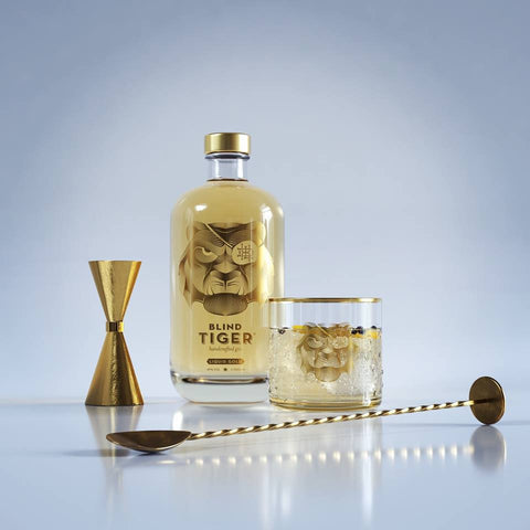 Blind Tiger Liquid Gold Batch 2 45° 50cl - Ginsonline - Gin