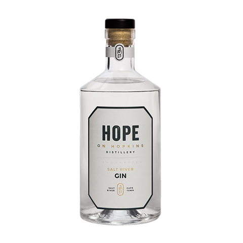 Hope On Hopkins Salt River Gin 43° 70Cl - Ginsonline - Gin