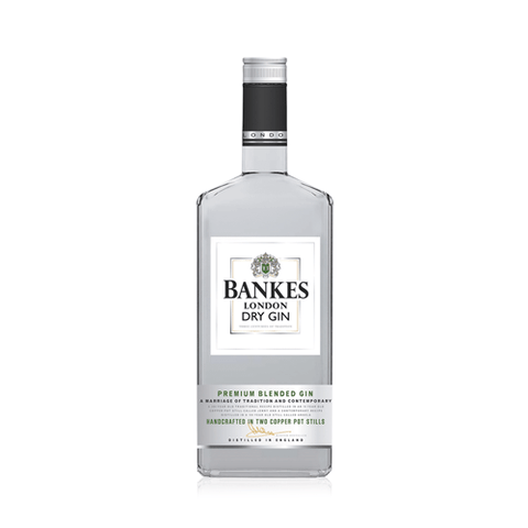 Bankes Gin 40° 1L - Ginsonline - Gin