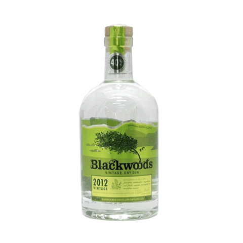 Blackwoods 2012 Gin 40° 70Cl - Ginsonline - Gin
