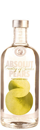 Absolut Pears 70cl 40° - Drankenxl