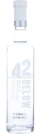 42 Below Vodka 70cl 40° - Drankenxl