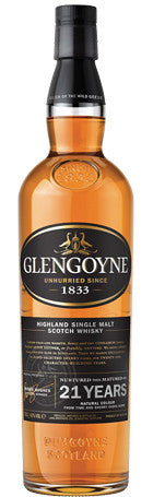 Glengoyne 21 years Single Malt 70cl 43°