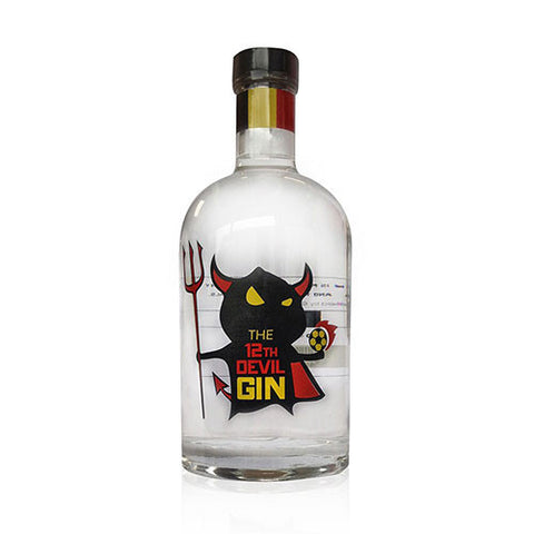 12Th Devil Gin 41° 70 Cl - Ginsonline - Gin