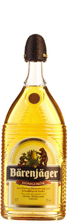 Barenjager Honey Liquor 70cl 35° - Drankenxl