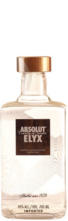 Absolut Elyx 70cl 42.30° - Drankenxl