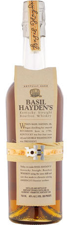 Basil Hayden's Kentucky Straight Bourbon 8 years 70cl 40°