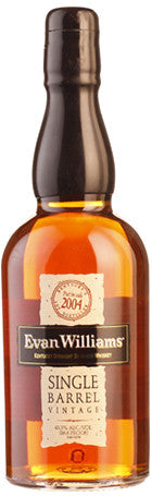Evan Williams 2004 Single Barrel 70cl 43.30°