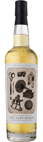 Compass Box The Lost Blend Limited Edition 70cl 46° - Drankenxl