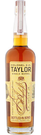 E.H. Taylor Single Barrel 75cl 50° - Drankenxl