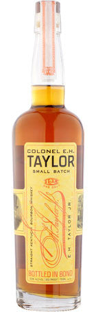 E.H. Taylor Small Batch 75cl 50° - Drankenxl